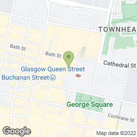 Map of The Beauty Boutique in Glasgow, lanarkshire