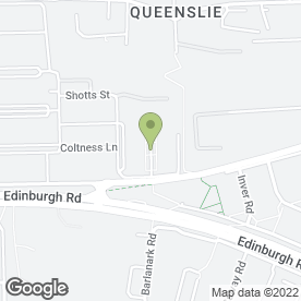 Map of James Ramsay (Glasgow) Ltd in Glasgow, lanarkshire
