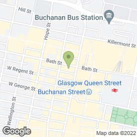 Map of Venart Photography in Glasgow, lanarkshire
