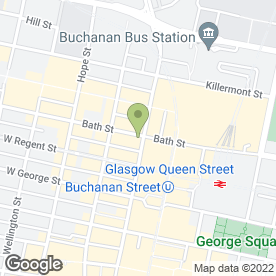Map of The Good Spirits Co.Ltd in Glasgow, lanarkshire