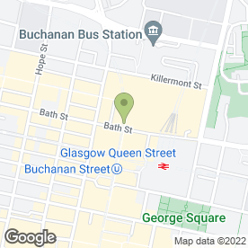 Map of Phones 4 U in Glasgow, lanarkshire
