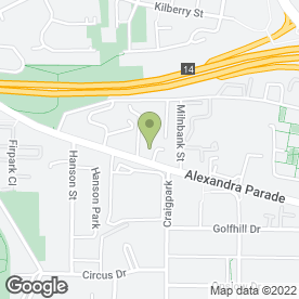 Map of National Tyres and Autocare in Glasgow, lanarkshire