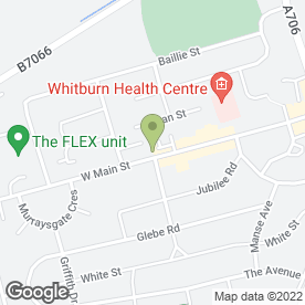 Map of The Great Wall in Whitburn, Bathgate, west lothian