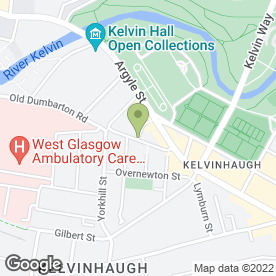 Map of Apex Landscaping in Glasgow, lanarkshire