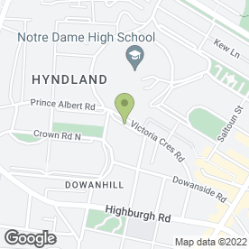 Map of L.C Building Services in Glasgow, lanarkshire