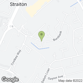 Map of Dalson Alarms in Loanhead, midlothian
