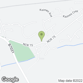 Map of The Kirknewton Inn in Kirknewton, midlothian