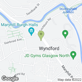 Map of Bling Hair & Beauty in Glasgow, lanarkshire