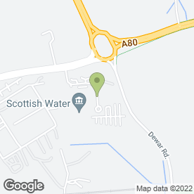 Map of Sodexo Ltd in Stepps, Glasgow, lanarkshire