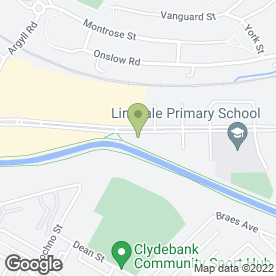 Map of Dunelm Mill in Clydebank, dunbartonshire