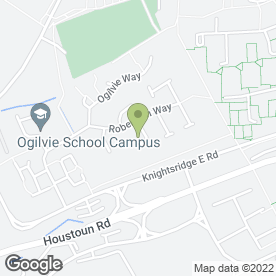 Map of Hydro Kleen (Scotland) in Livingston, west lothian