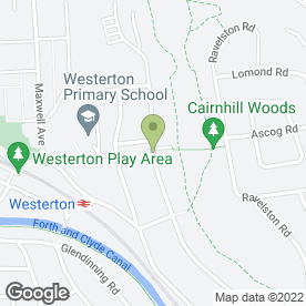 Map of Jones Electrical Services Ltd in Bearsden, Glasgow, lanarkshire