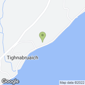 Map of Tighnabruaich Hotel in Tighnabruaich, argyll