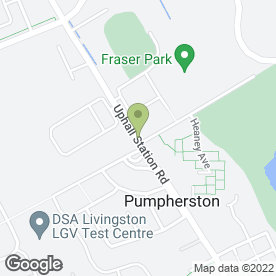Map of ScotCafe Ltd in Pumpherston, Livingston, west lothian