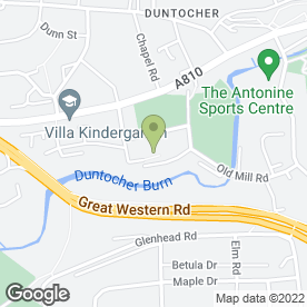 Map of Ardent Catering in Clydebank, dunbartonshire