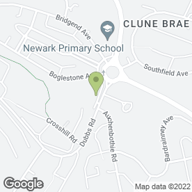 Map of Service Hair & Beauty in Port Glasgow, renfrewshire