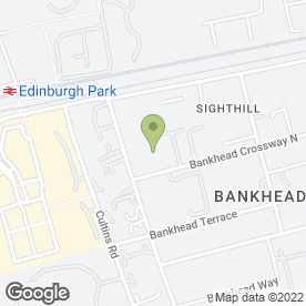 Map of Parcelforce Worldwide in Edinburgh, midlothian