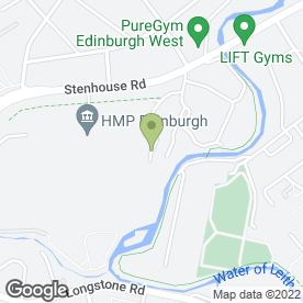 Map of Electrocom Networks Ltd in Edinburgh, midlothian