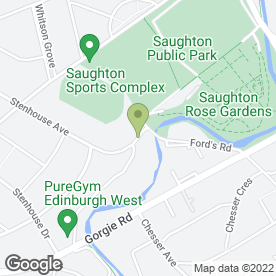 Map of Fairdeal Autos in Edinburgh, midlothian