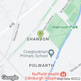 Map of Appliance Doctor in Edinburgh, midlothian