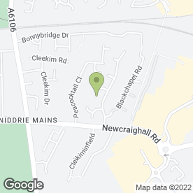 Map of Roofing & Property Maintenance in Edinburgh, midlothian