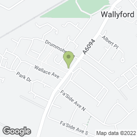 Map of Fry & Wok in Wallyford, Musselburgh, midlothian
