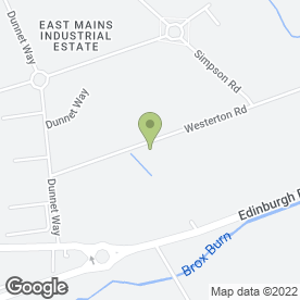 Map of Scotmat Carpets in Broxburn, west lothian
