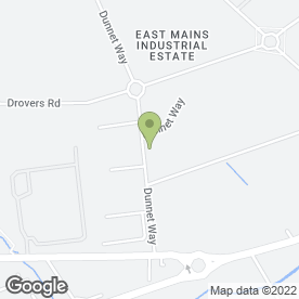 Map of Wee Gems Ltd in Broxburn, west lothian