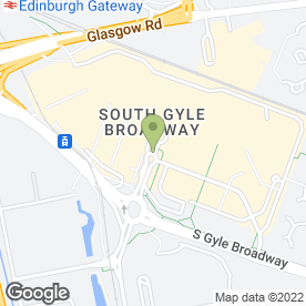 Map of Barrhead Travel International Ltd in Edinburgh, midlothian