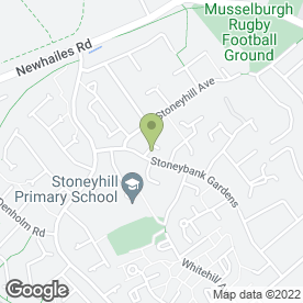 Map of SRS Wood Flooring in Musselburgh, midlothian