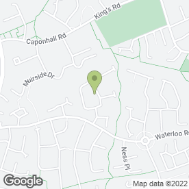 Map of Ana Garcia Soft Furnishings in Tranent, east lothian