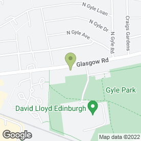 Map of Asquith Edinburgh Day Nursery in Edinburgh, midlothian