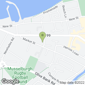 Map of COLINTON FURNITURE in Musselburgh, midlothian
