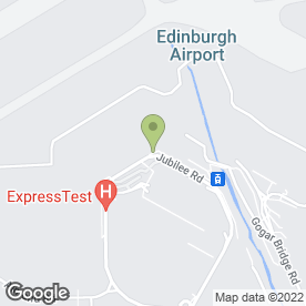 Map of Eurest in Edinburgh Airport, Edinburgh, midlothian