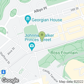 Map of HARLEY in Edinburgh, midlothian