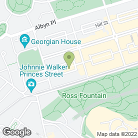 Map of Miros Cantina Mexicana in Edinburgh, midlothian
