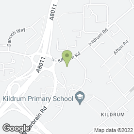 Map of K Collects Man And Van Services in Cumbernauld, Glasgow, lanarkshire