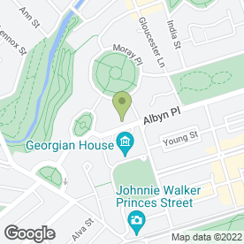 Map of Search Consultancy Ltd in Edinburgh, midlothian