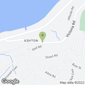 Map of The Mattress Doctor in Gourock, renfrewshire