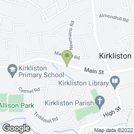 Map of GEORGE'S in Kirkliston, west lothian