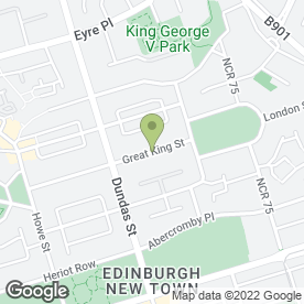 Map of Dupliquick in Edinburgh, Midlothian