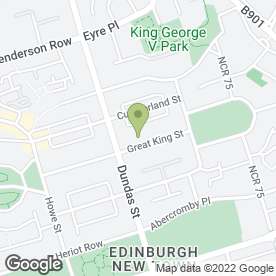 Map of Ivon Bartholomew Photography in Edinburgh, midlothian