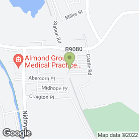 Map of QUICK DRILL in Winchburgh, Broxburn, west lothian