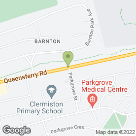 Map of Barnton Dental in Edinburgh, midlothian