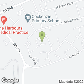Map of C V Plumbing & Heating in Port Seton, Prestonpans, east lothian