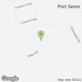 Map of Child Minder in Port Seton, Prestonpans, east lothian