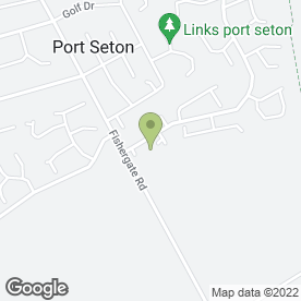 Map of Coastal Flooring Services in Port Seton, Prestonpans, east lothian
