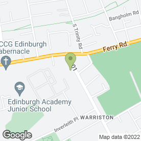 Map of User2 Computers in Edinburgh, midlothian