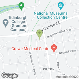 Map of CHEAP REMOVALS in Edinburgh, midlothian