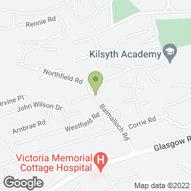 Map of Car Medic in Kilsyth, Glasgow, lanarkshire